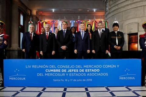 Bolsonaro quer acelerar modernização do Mercosul