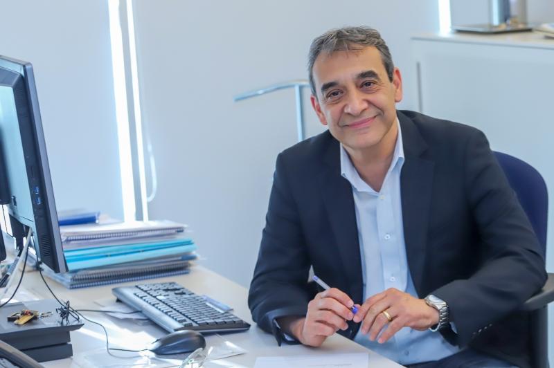 Wander Pereira, gerente adjunto da Unidade de Capitalização e Serviços Financeiros do Sebrae