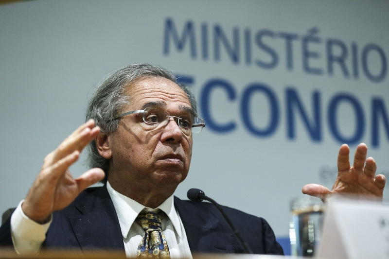 Segundo Paulo Guedes, o país precisa de uma sequência de reformas