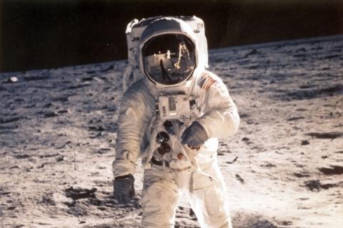 Os 50 anos de um gigantesco passo para a humanidade