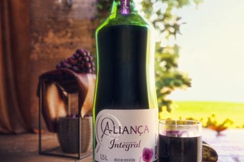 Nova Aliança recebe premiação internacional por suco de uva