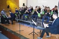 Festival de Música apresenta profissionais e revela nova orquestra da cidade