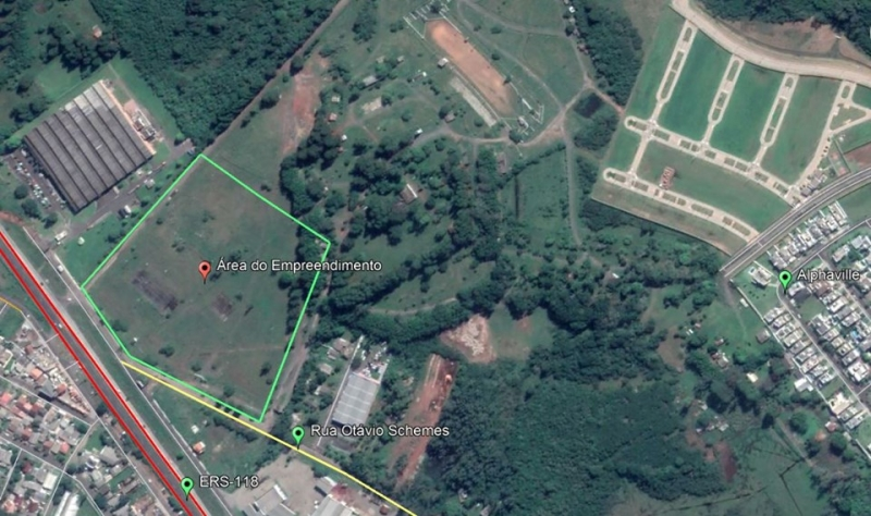Filial deve ser construída em terreno de 11,8 mil metros quadrados às margens da rodovia
