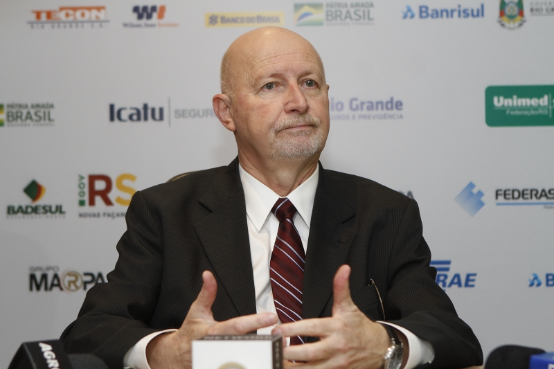 Herrmann falou sobre os projetos da companhia para as duas plantas