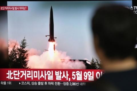 Coreia do Norte faz segundo teste de mísseis em uma semana