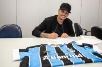 Tricolor oficializa contratação de Luciano até  dezembro de 2022