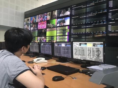 Startimes tem instalações para monitorar as condições de transmissão