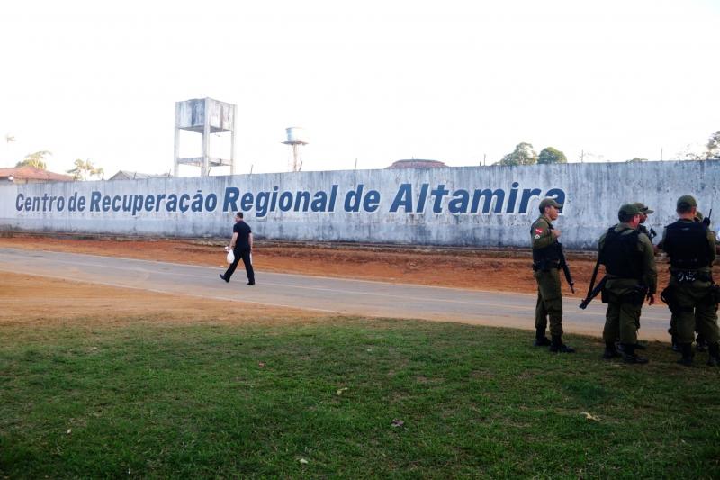 Crise no sistema penitenciário do estado deixou 62 presos paraenses mortos nesta semana