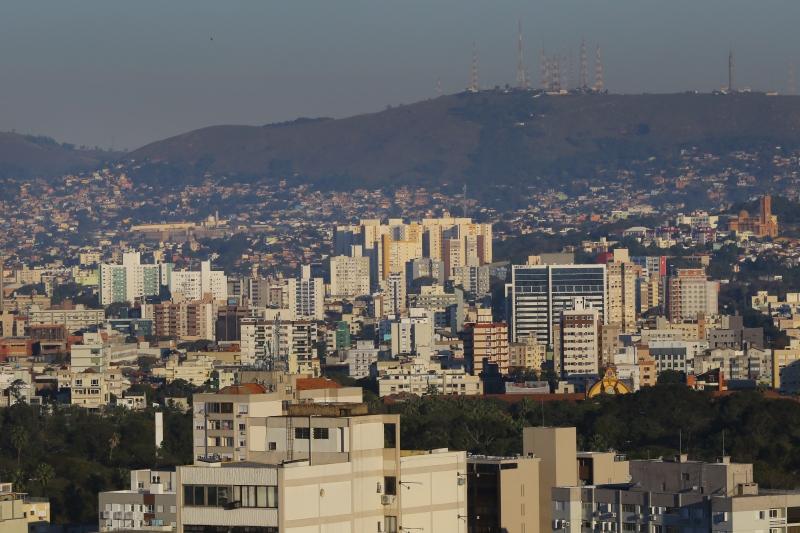 Porto Alegre, plano diretor, prédios, aérea, iptu, população, cidade.