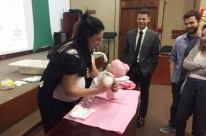 Projeto aborda decisões de gestantes para a hora do parto