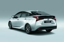 Toyota Prius chega reestilizado e mais conectado