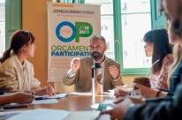 Coreanas pesquisam Orçamento Participativo de Porto Alegre