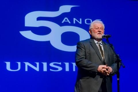 Unisinos completa 50 anos voltada à educação do futuro