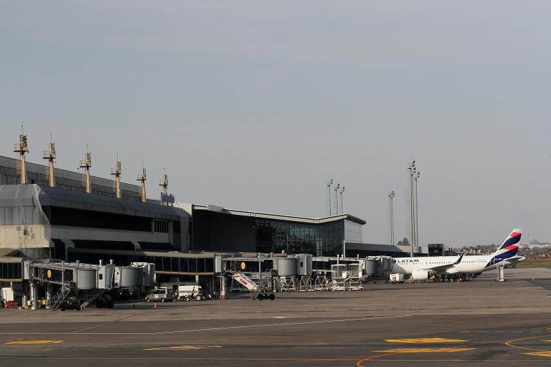 Recapagem vai até fevereiro, e a Fraport descartou mexer em horários de voos de outras companhias