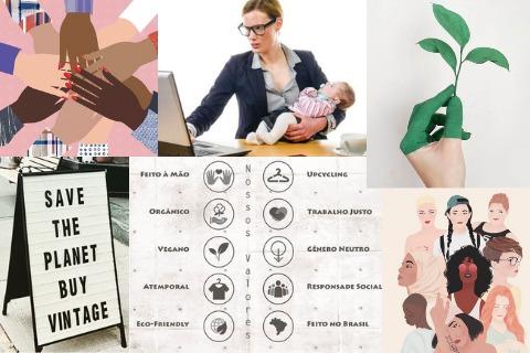 Maternidade, pressão social, machismo são apenas algumas das barreiras que a gente enfrenta.