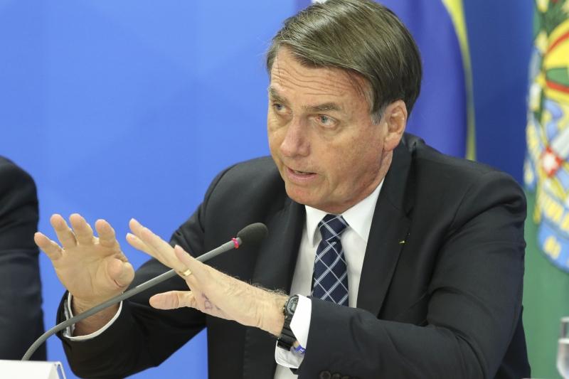 """Bolsonaro se referiu a Maria Joseíta Silva Brilhante Ustra como alguém com """"coração enorme"""""""