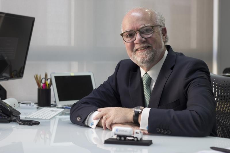 presidente do Sindicato Nacional das Empresas Distribuidoras de Gás Liquefeito de Petróleo (Sindigás), Sergio Bandeira de Mello, crédito Rodrigo Miguez