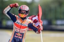 Dominante, Marc Márquez vence etapa checa e conquista a 50ª vitória na MotoGP