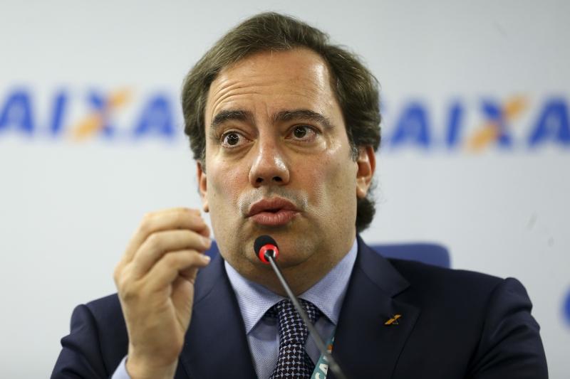 Pedro Guimarães explica que banco acompanha redução da Selic