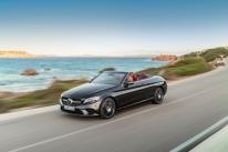 Mercedes Classe C Cabriolet e Coupé chegam mais esportivos