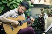 Violonista gaúcho Rafael Lopes começa turnê na Europa