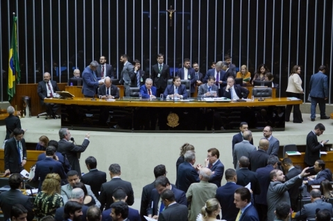 Câmara conclui a votação da Previdência