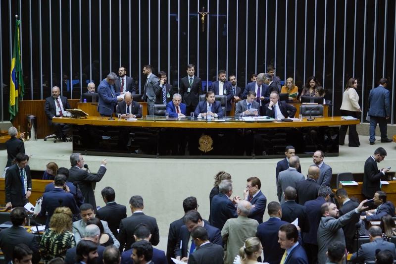 Deputados rejeitaram todos os destaques apresentados ao texto-base