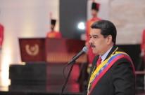 Nicolás Maduro quer protesto contra bloqueio dos Estados Unidos