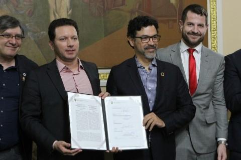 Marchezan inicia revisão do Plano Diretor de Porto Alegre