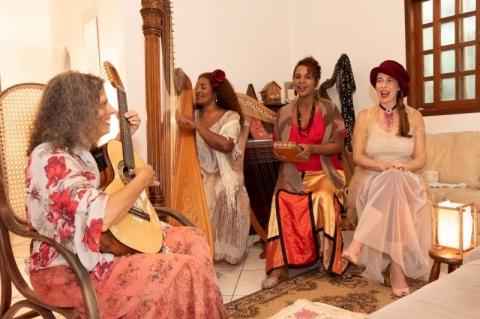 Sesc realiza Mostra Sonora Brasil em Porto Alegre