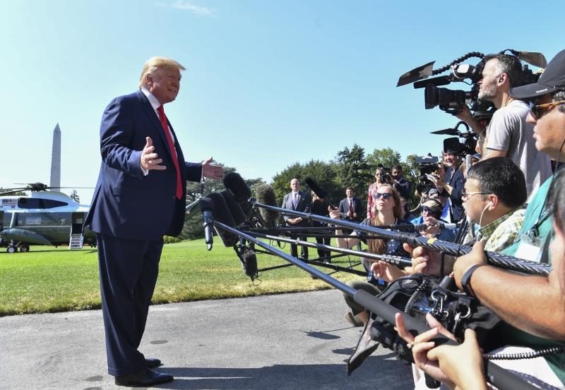 Segundo o presidente, outras nações agora sabem que não podem mais tirar vantagem dos EUA