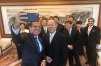 Doria diz que Huawei abrirá fábrica de celular em São Paulo