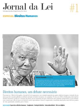 Jornal da Lei Direitos Humanos