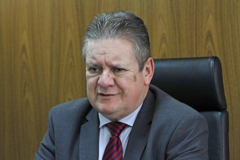 Ranolfo Vieira Júnior cancelou agendas presenciais e iniciou isolamento