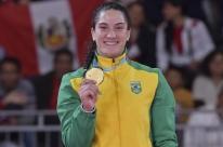 Mayra Aguiar fatura seu primeiro ouro no Pan; Judô do Brasil leva mais dois bronzes
