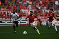 Inter não consegue furar marcação e empata sem gols com o Corinthians