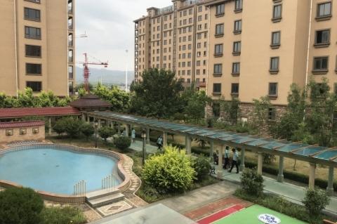 Chineses erguem condomínios exclusivos para idosos