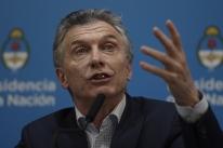 Macri faz pronunciamento para acalmar mercados e alfineta Fernández