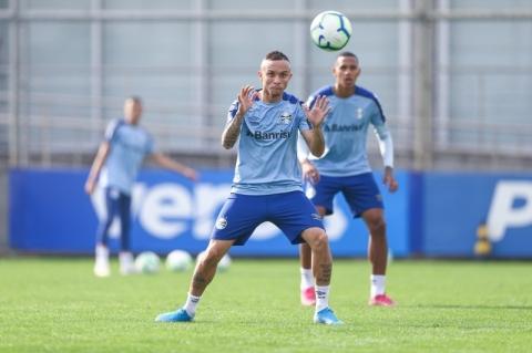 Grêmio inicia luta para chegar à nona decisão