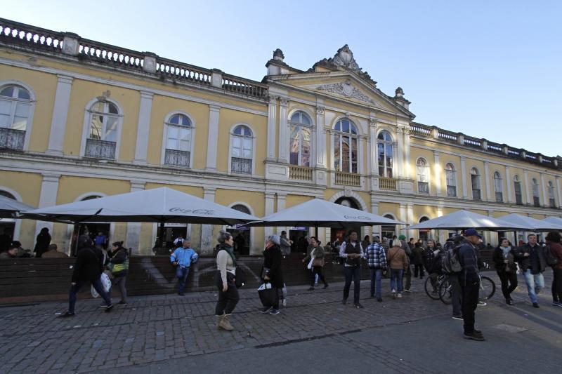 Aprovação do projeto ocorre no ano em que o Mercado Público completa 150 anos