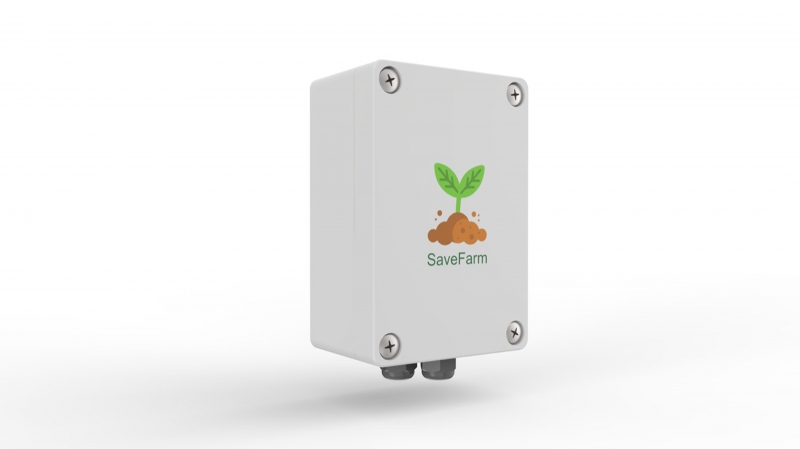 SaveFarm detecta plantas e pulveriza sem desperdício