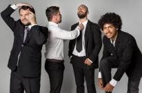 Banda Calote lança primeiro álbum com show no Renascença