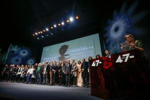 Em sessão concorrida, emoção marca noite de domingo no evento de cinema da Serra