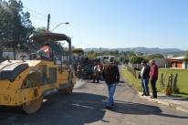 Investimentos da prefeitura em pavimentação devem superar R$ 10 milhões