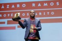 Lázaro Ramos dedica Troféu Oscarito à atriz Ruth de Souza
