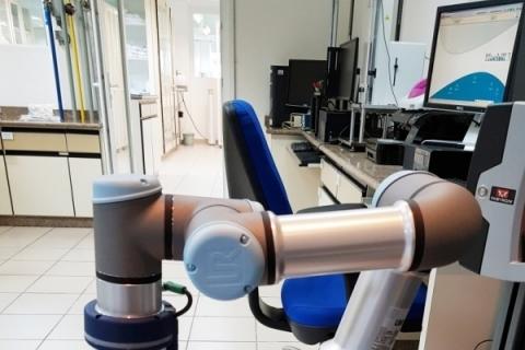 Braskem inclui robô na rotina de trabalho