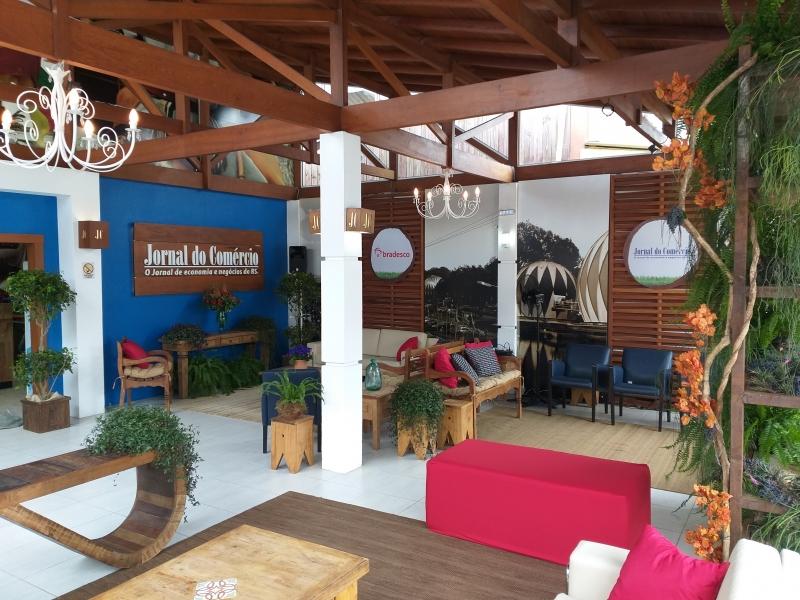 Casa Jornal do Comércio recebe eventos no Parque Assis Brasil