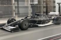 Fórmula 1 divulga protótipo de carro a ser usado pelas equipes a partir de 2021