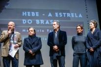 Produção da cinebiografia de Hebe Camargo gerou 1.267 empregos diretos