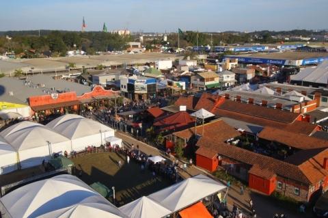 Futuro da feira inclui mais debates, menos animais e melhor estrutura